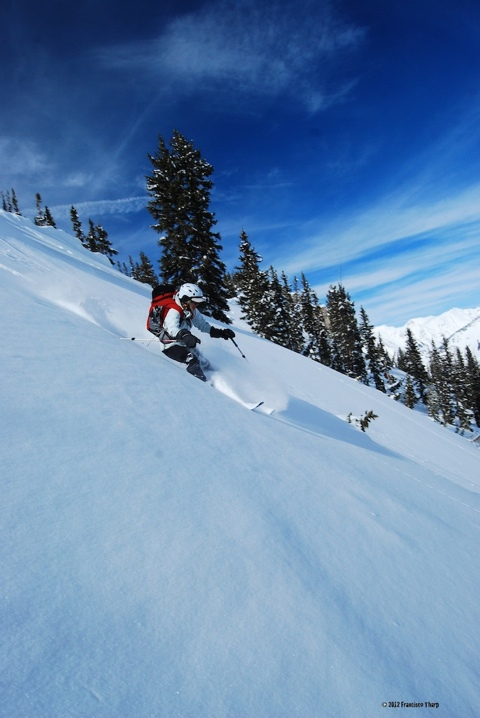Colorado Backcountry Skiing and Snowboarding