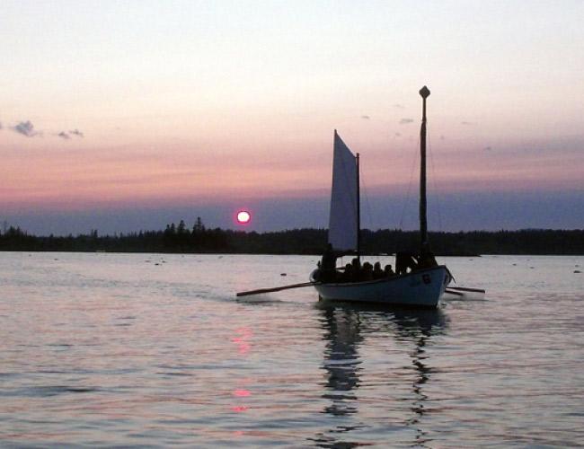 Maine Coast Sailing