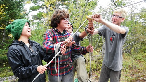 Youth wilderness programs