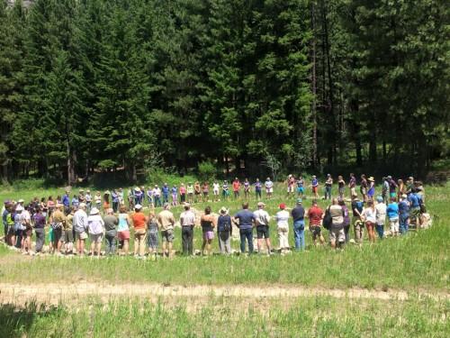 Northwest Outward Bound School staff and Instructors