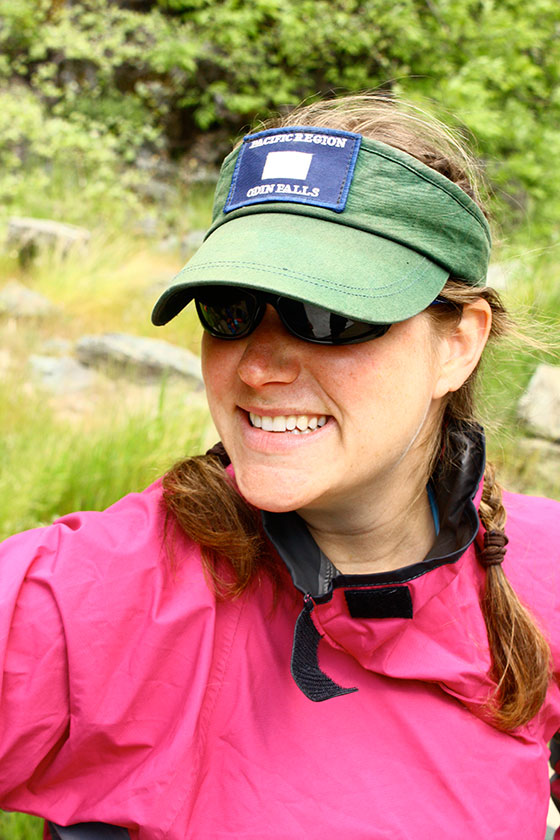Outward Bound Adults Course and Instructor Development Course alum, Nadia Lubeznik