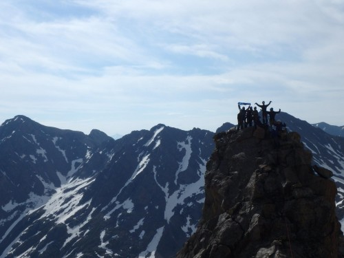Mountaineering & Rock Climbing trips