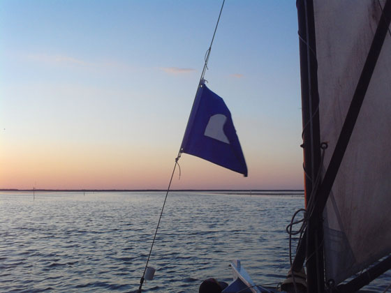 sailing with Outward Bound