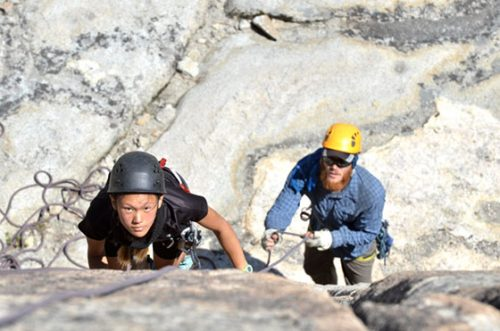 rock climbing outdoor recreation