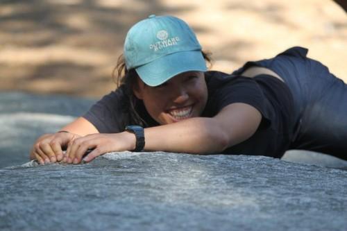 rock climbing outdoor education