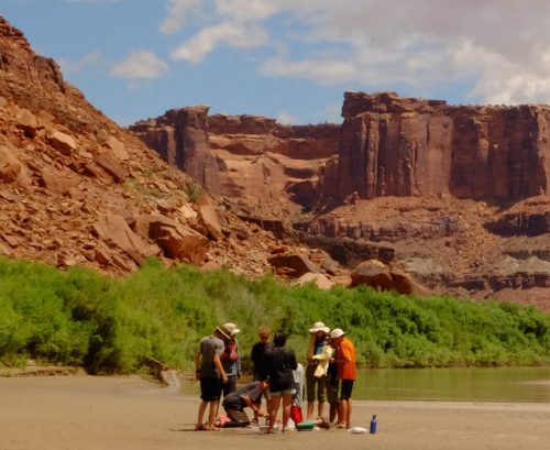 wilderness travel in the southwest