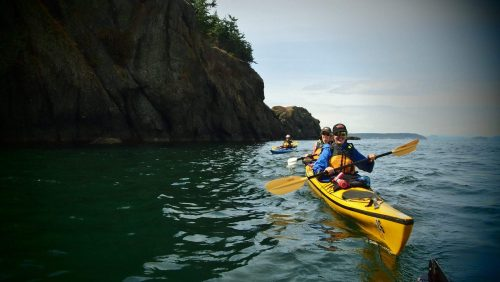 outdoor education courses in the Pacific Northwest