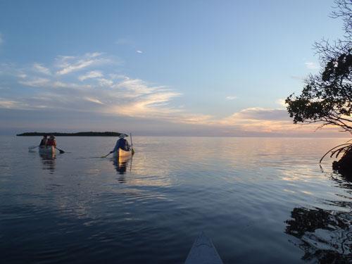 canoeing leadership programs