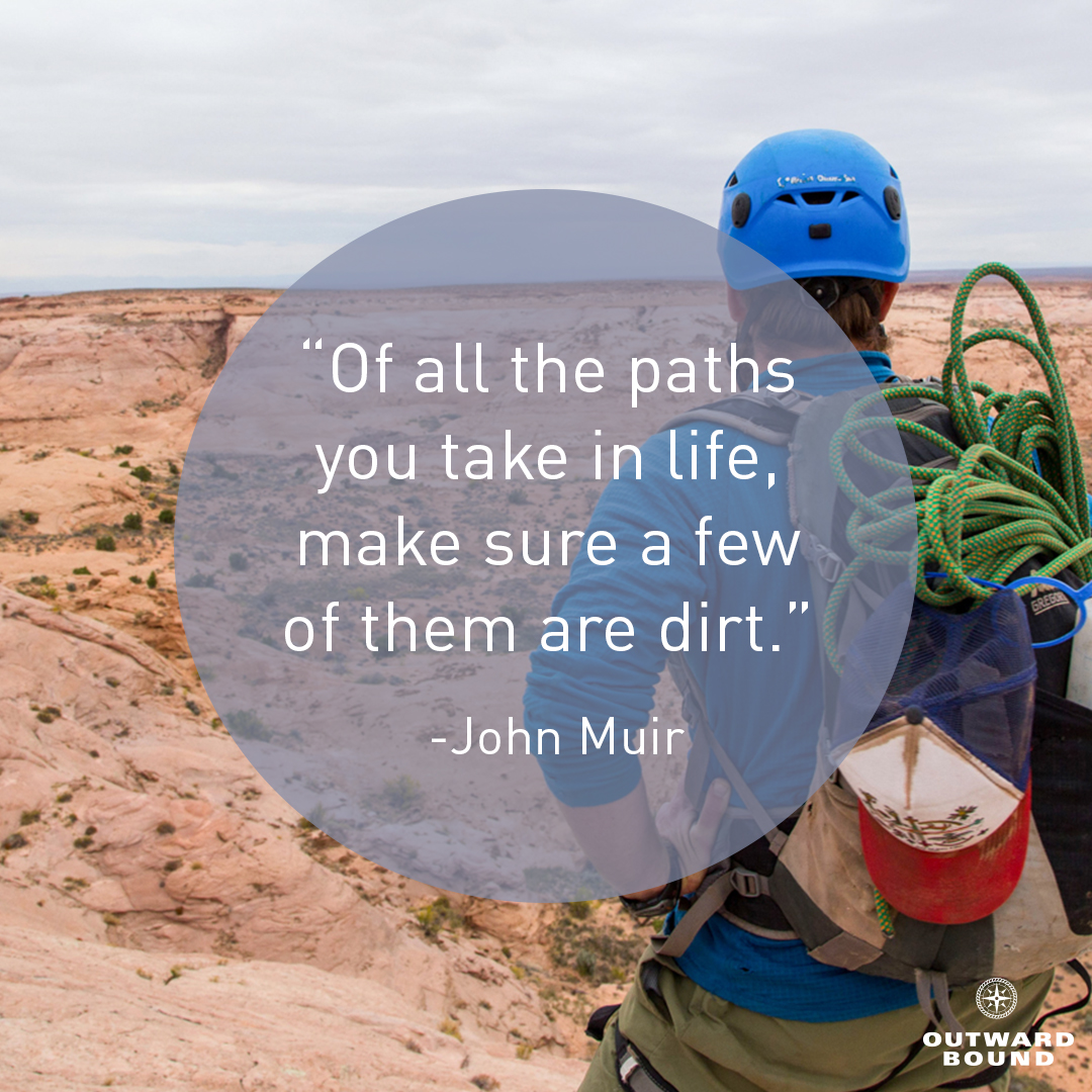 Outward Bound Readings Book Quotes