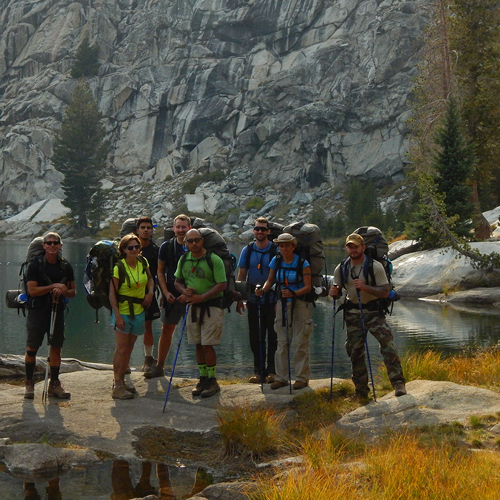 Outward Bound Backpacking