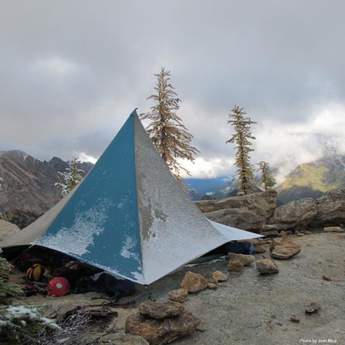 Tent in Campsite
