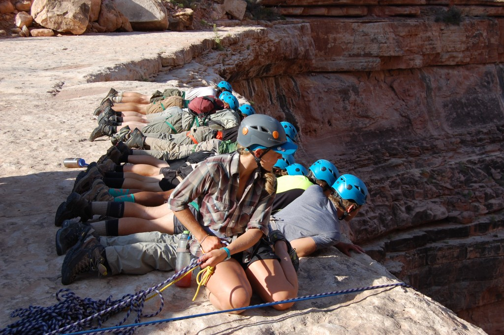 expeditionary learning with Outward Bound