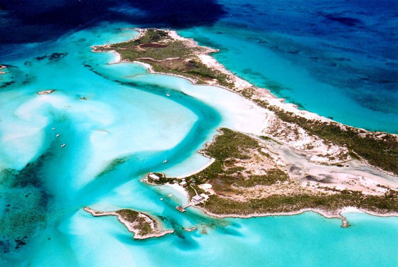 Discover The Islands The Bahamas Sailing Course Outward