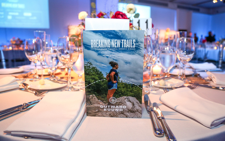 Outward Bound National Benefit Dinner