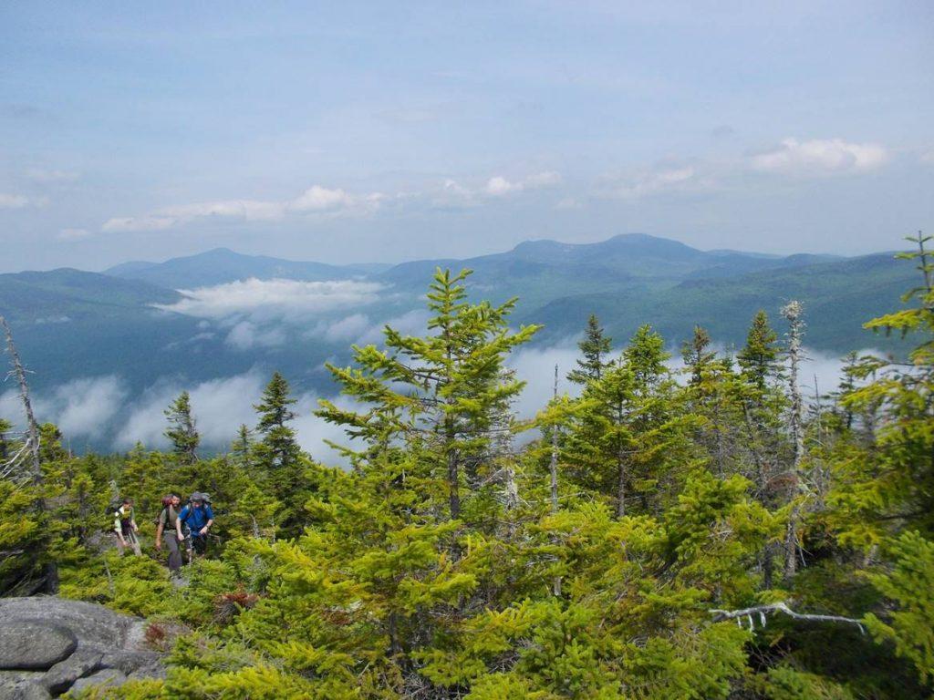 Photo taken on a Maine Coast & Appalachian Mountain Outdoor Educator course.