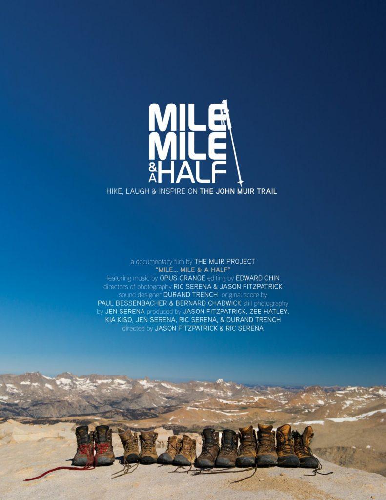 Mile...Mile & And a Half