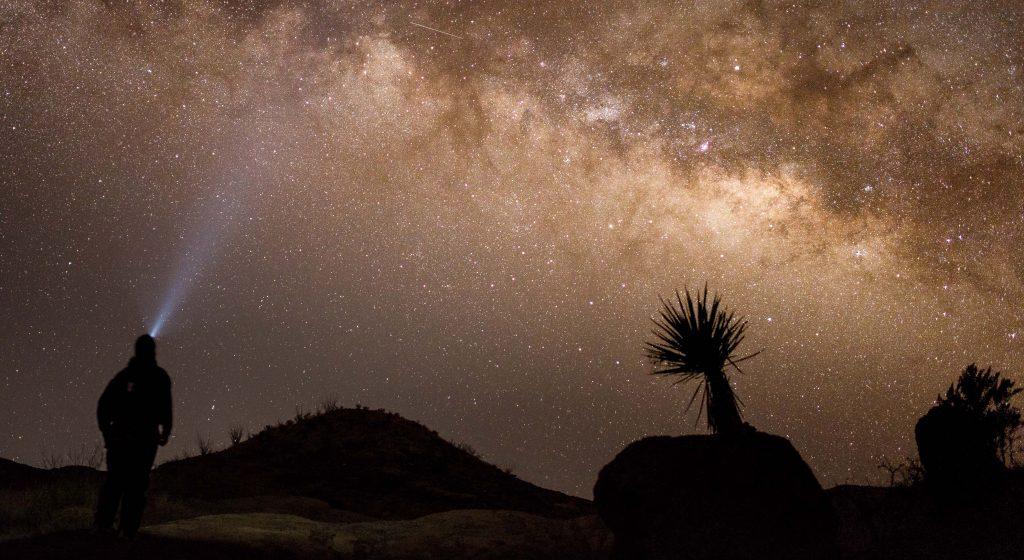 Texas Big Bend Desert Backpacking