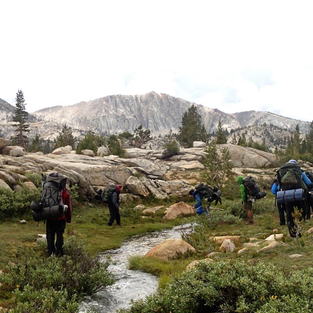 Yosemite Backpacking & Rock Climbing