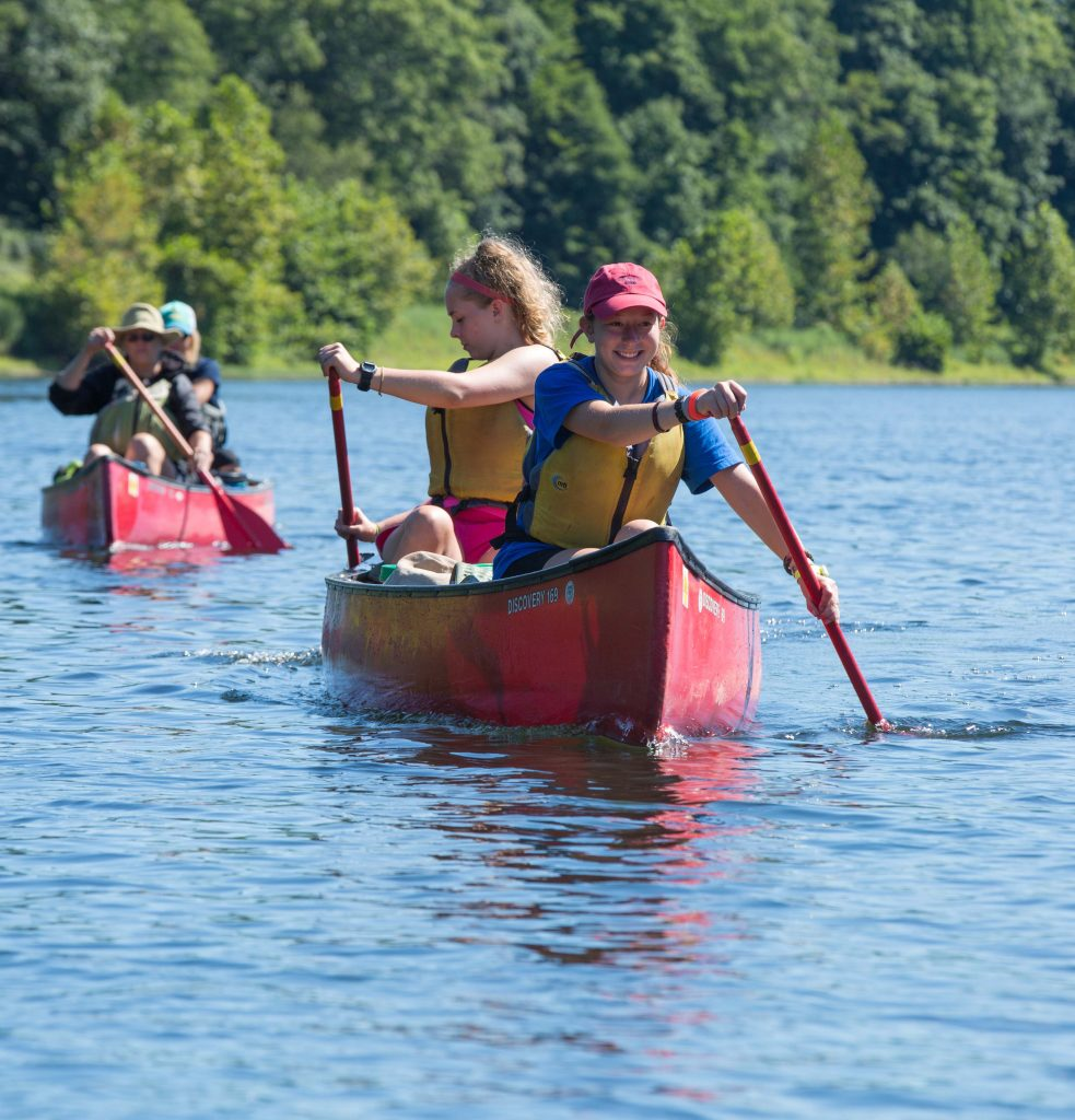 Photo taken on a Pinelands & Water Gap Canoeing course by Ryan Harris.