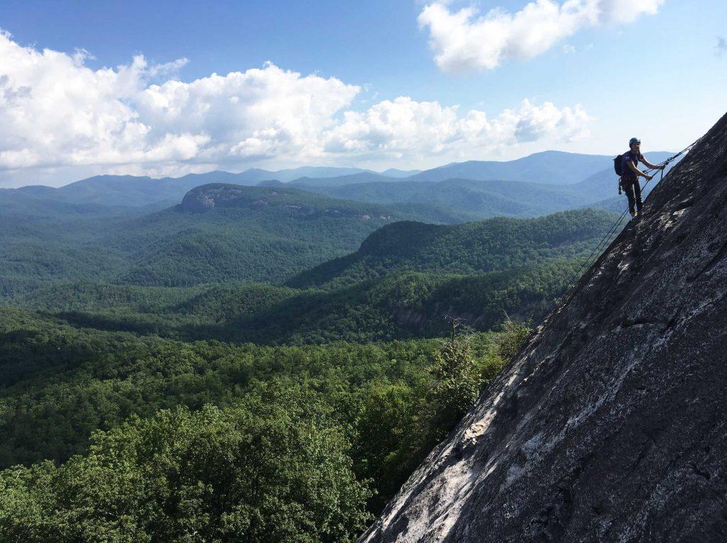 Blue Ridge Mountains Outdoor Educator Course