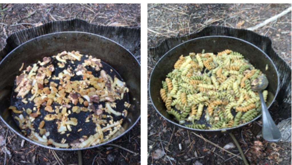 backcountry pasta