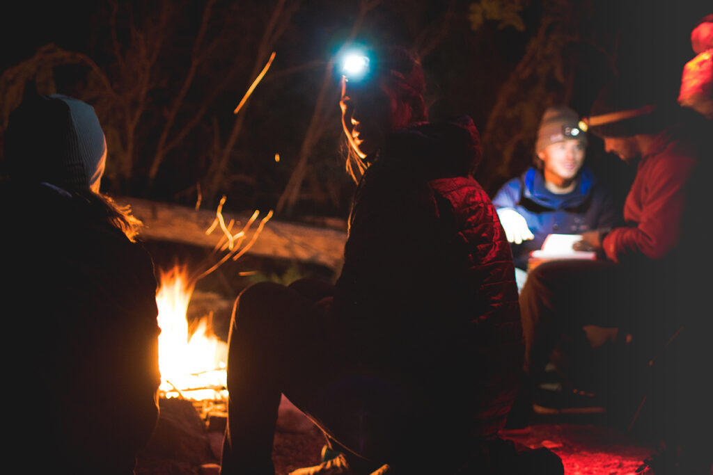 Spooky Campfire Stories