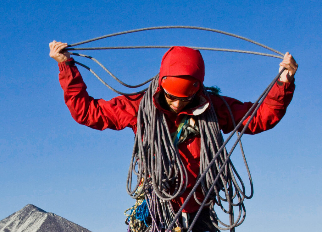 Climbing Rope Management