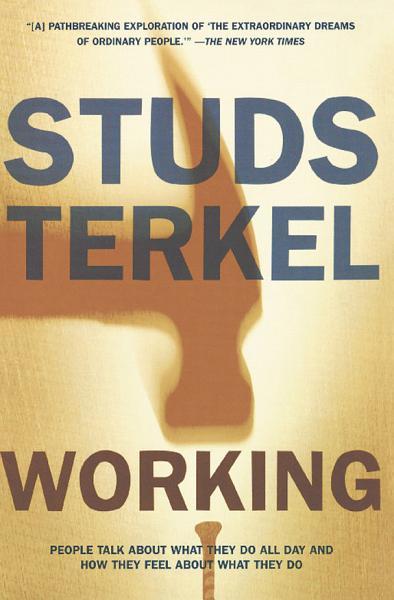 Studs Terkel Books