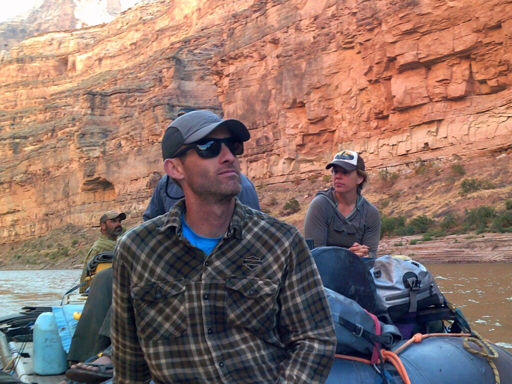 cataract canyon.