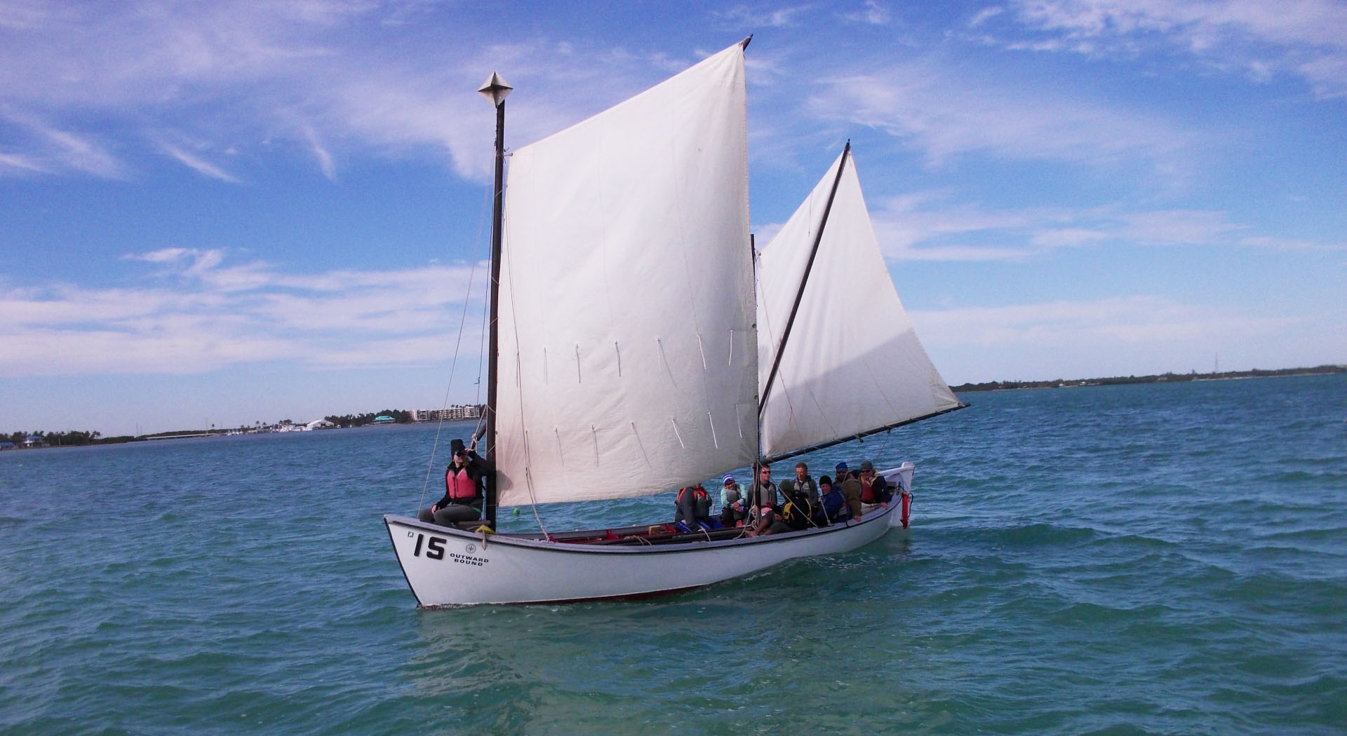 Florida keys sailing for adults outward bound upcoming courses nvjuhfo Image collections