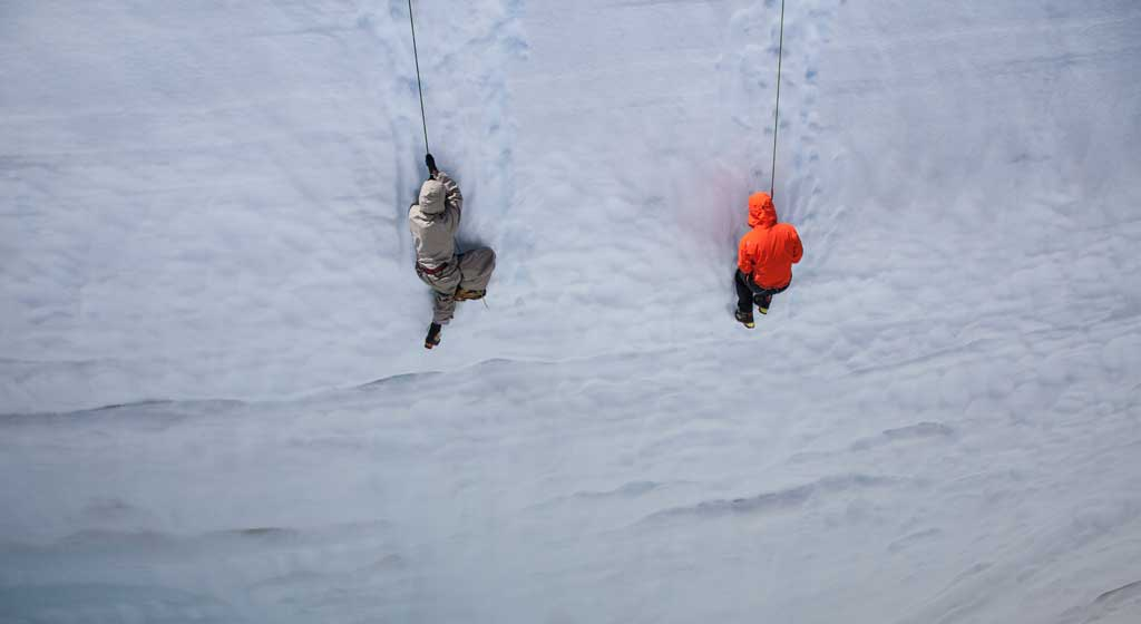Mount Rainier Mountaineering Program for Adults