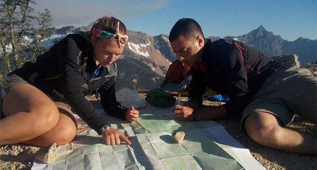 Outward Bound experiential education in the wilderness
