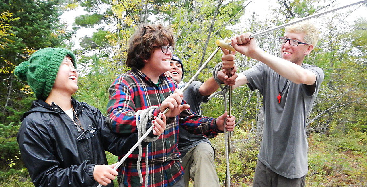 Intercept Wilderness Programs For Troubled Teens Outward Bound