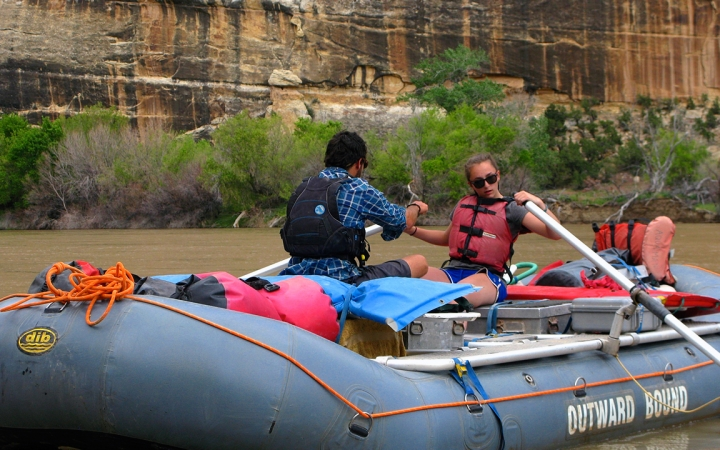 wilderness rafting tours