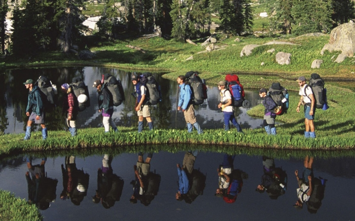 outdoor leadership program in colorado