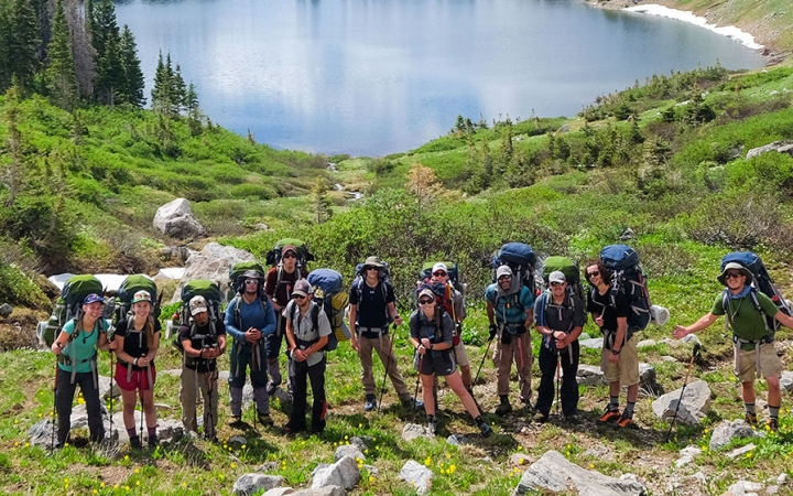 gap year outdoor program in colorado