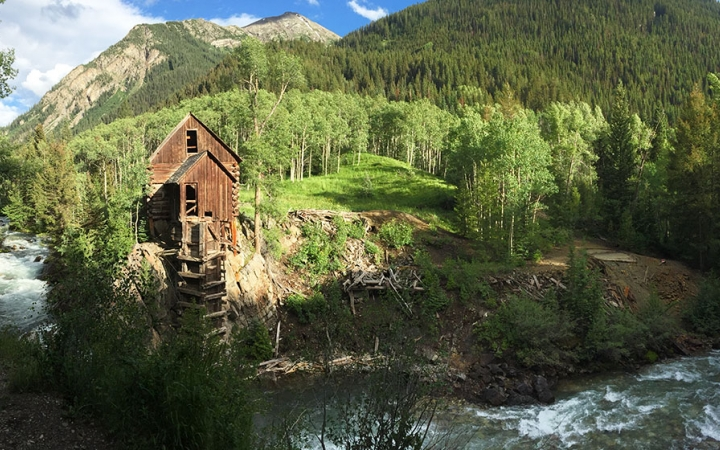 backpacking course in colorado rockies