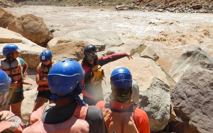 rafting in the southwest
