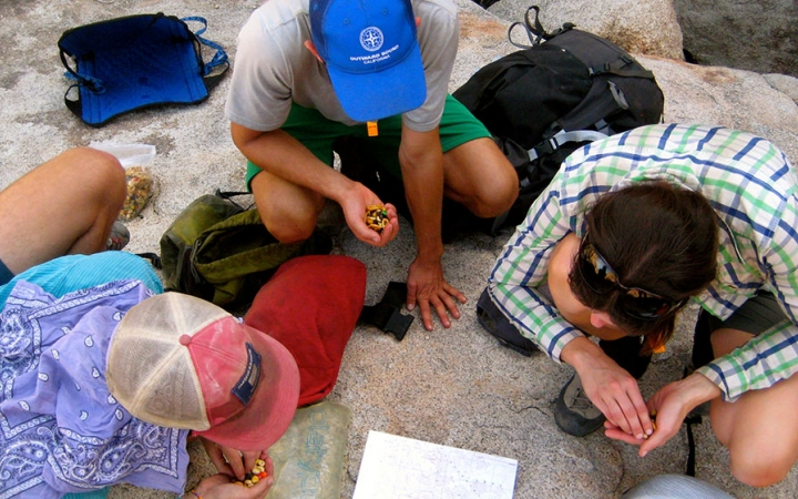 backpacking navigation