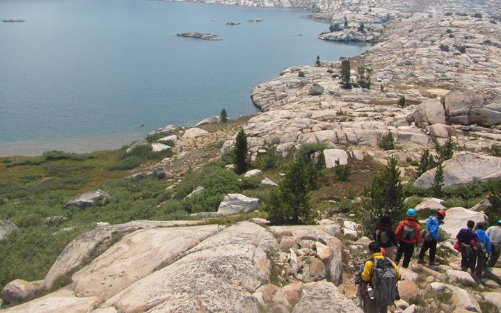 backpacking trips for teens