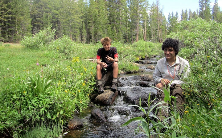 outdoor trips for teens