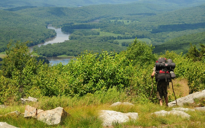 delaware water gap backpacking