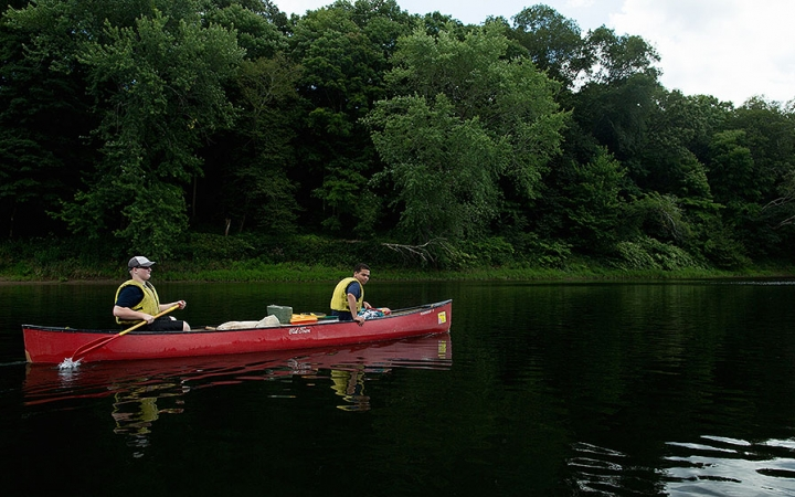 canoeing courses for teens