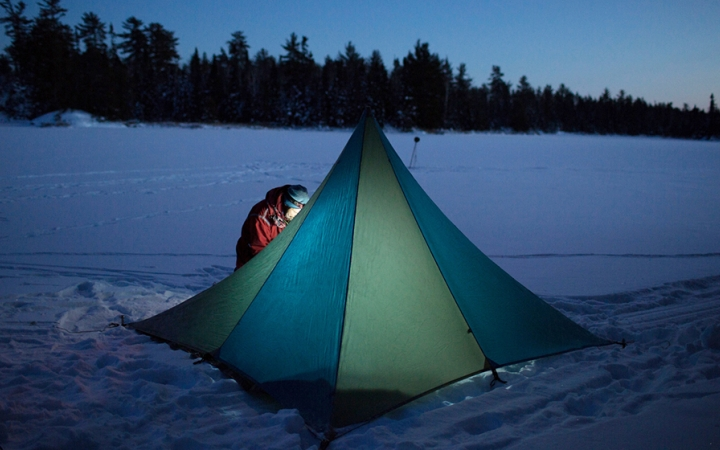 winter camping trips in minnesota