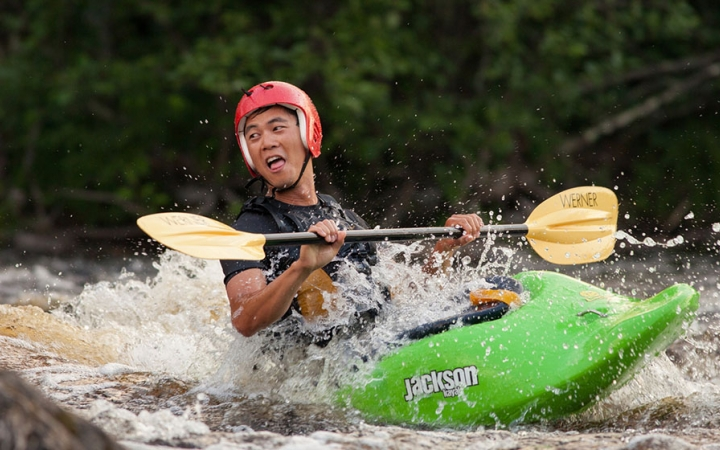 white water kayaking expeditions