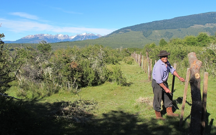 cultural immersion on patagonia gap year semester