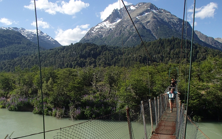 adults only backpacking trip to patagonia