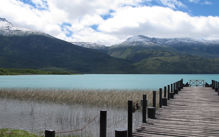 outdoor school in patagonia