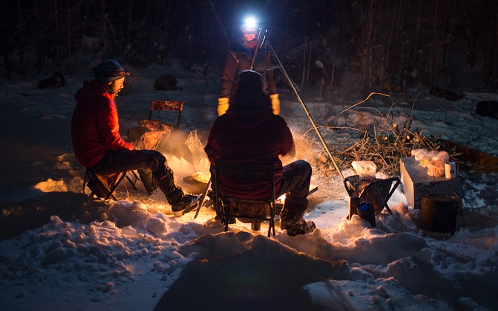 winter camping classes in minnesota