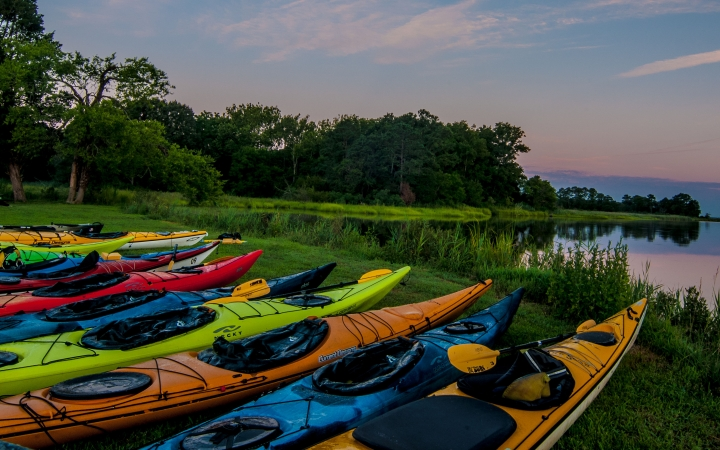 Chesapeake Bay Sea Kayaking